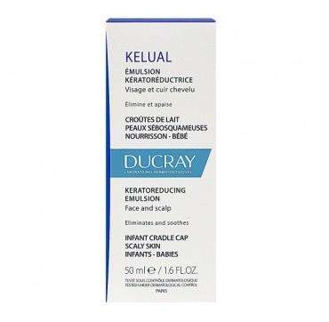 Ducray Kelual Infant Cradle Cap Κατά της Νινίδας για Βρέφη & Μωρά 50ml