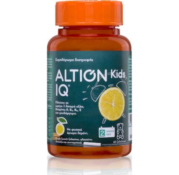 Altion Kids IQ 60 μασώμενες ταμπλέτες