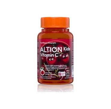 Altion Kids Vitaminc C 60 μασώμενες ταμπλέτες