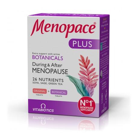 Vitabiotics Menopace Plus 28tabs/28tabs