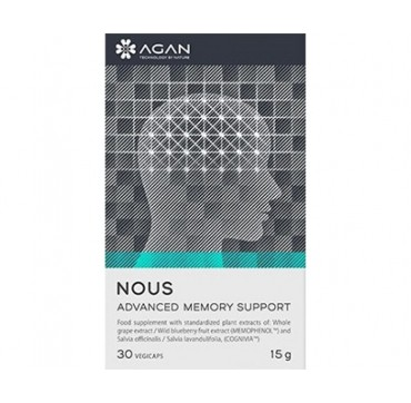 Agan Nous Advanced Memory Support - 30caps