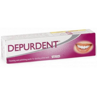 Depurdent Swiss Οδοντόπαστα Για Καθαρισμό Γυάλισμα Και Λεύκανση 50g