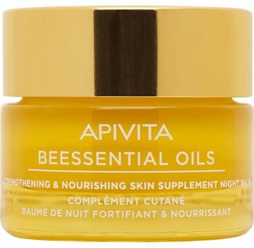 Apivita Beessential Oils Night Balm 15ml