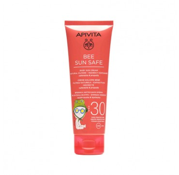 Apivita Bee Sun Safe Baby Sun Cream SPF30 100ml