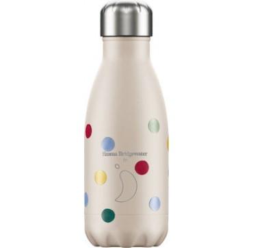 Chilly' s Emma Bridgewater Polka Edition Reusable Bottle Ανοξείδωτο Θeρμός 260ml