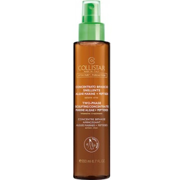 Collistar Special Perfect Body Pure Actives Marine Algae & Peptides Two-Phase Sculpting Concentrate 200ml