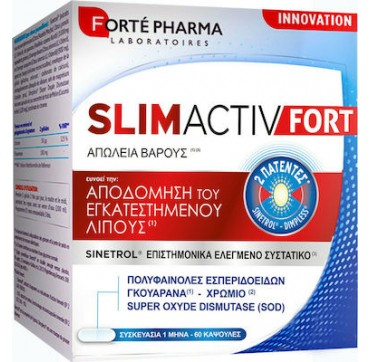 Forte Pharma Slimactiv Fort 60 caps