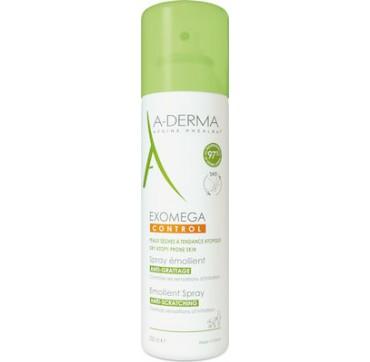 A-Derma Exomega Control Emollient Spray Σπρέυ Ελέγχου Κατά του Κνησμού 200ml