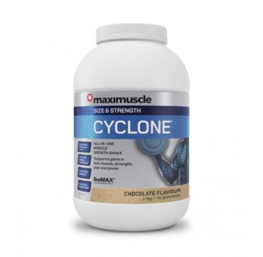 MAXINUTRITION MAXIMUSCLE CYCLONE ΣΟΚΟΛΑΤΑ 2,7kg
