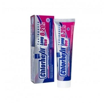 Intermed Chlorhexil 0.20% Toothpaste Long Use Κατά της Ουλοοδοντικής Πλάκας 100ml