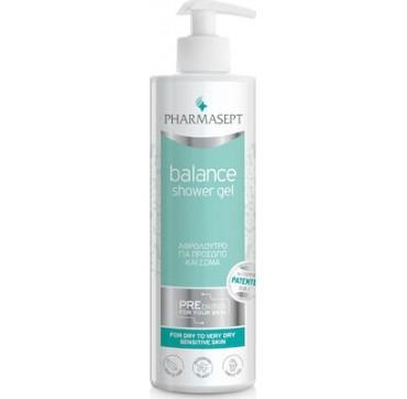 Pharmasept Balance Shower Gel Αφρόλουτρο Καθημερινής Χρήσης - 500ml