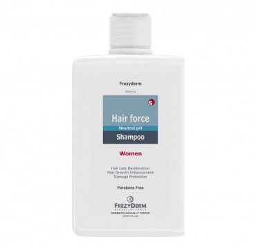 Frezyderm Hair Force Shampoo Women 200ml
