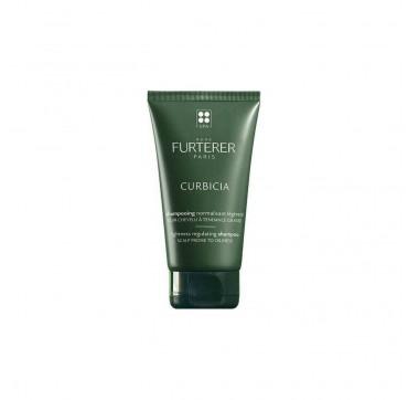 Rene Furterer Curbicia Purifying Clay Shampoo Σαμπουάν για Βαθύ Καθαρισμό για Λιπαρά Μαλλιά 250ml