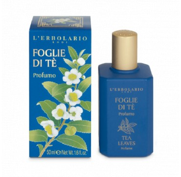 L' Erbolario Tea Leaves Eau de Parfum Άρωμα 50ml