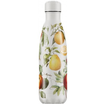 Chilly's Bottle Botanical Edition Fruit Ανοξείδωτο Θερμός 500ml