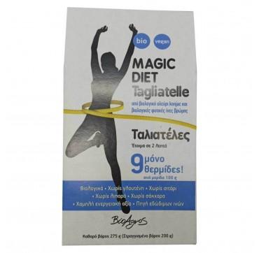 Βιο Αγρός Ταλιατέλες Konjac Magic Diet 275gr