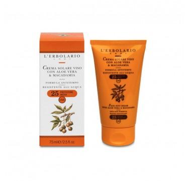 L' Erbolario Face Sun Cream SPF25 75ml