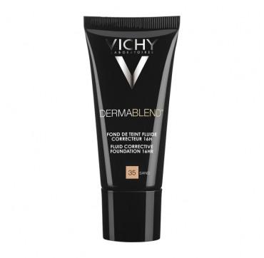 Vichy Dermablend Fluide SPF35 35 Sand 30ml