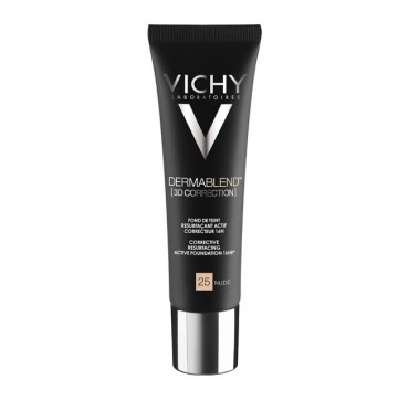 Vichy Dermablend 3D Correction 25 Nude 30ml