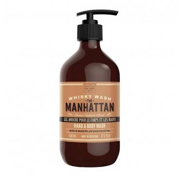 Scottish Fine Soaps The Manhattan Whisky Hand & Body Wash 500ml