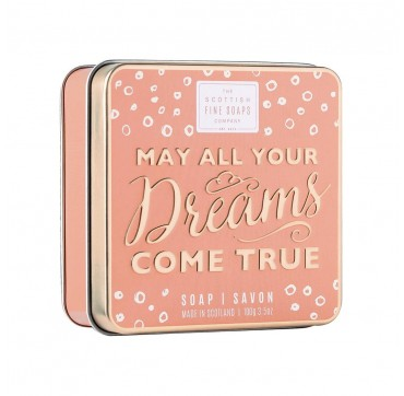 The Scottish Fine Soaps May All Your Dreams Come True 100gr