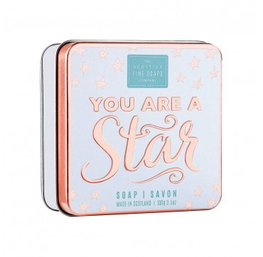 The Scottish Fine Soaps You Are A Star Σαπούνι 100g