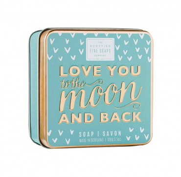 The Scottish Fine Soaps Love You To The Moon And Back Σαπούνι 100g