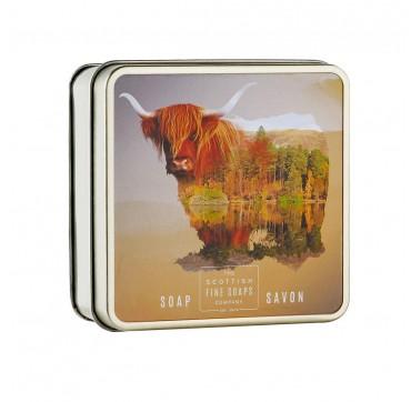 The Scottish Fine Soaps Hiagland Cow Σαπούνι 100gr