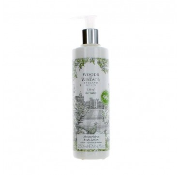 Woods of Windsor Body Lotion Lily of The Valley Γαλάκτωμα Σώματος 250ml.