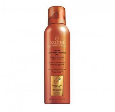 Collistar 360 Self-Tanning Spray - Αυτομαυριστικό spray σώματος -150ml