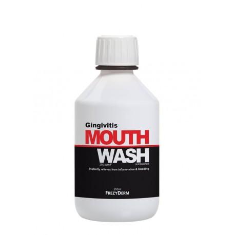 Frezyderm Mouthwash Gingivitis 250ml