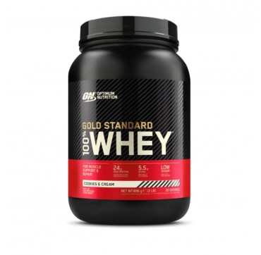 Optimum Nutrition Gold Standard 100% Whey 896g Cookies & Cream