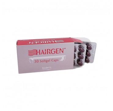 Boderm Hairgen 30 μαλακές κάψουλες