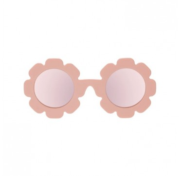 Babiators Blue Series Flowers Sunglasses - The Flower Child Ages 3-5