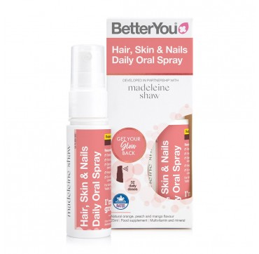 Better You Hair, Skin & Nails Daily oral spray 25ml