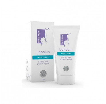 Bioclin Multi-Mam Lanolin 30ml