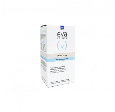 Intermed Eva Intima Minor Discomfort Lactic pH 3.8 9τμχ