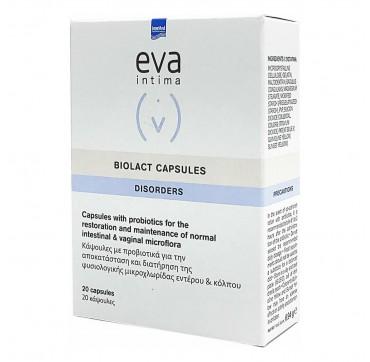 Eva Intima Biolact Capsules 20 κάψουλες