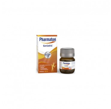 Pharmaton Geriatric Δισκία Πολυβιταμίνη με Ginseng G115 30 δισκία