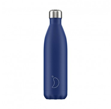 Chilly's Matte Blue 750ml