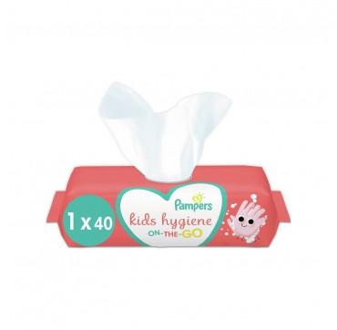 Pampers Kids Hygiene On-the-go 40τμχ