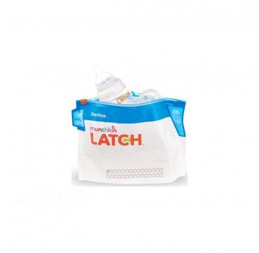 Munchkin Latch Microwave Steriliser Bags 6τμχ