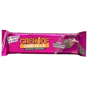Grenade Carb Killa Bar 60gr Dark Chocolate Raspberry
