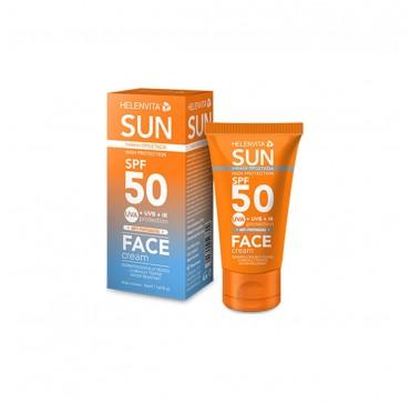 Helenvita Sun High Protection Anti-Photoaging Face Cream SPF50 50ml