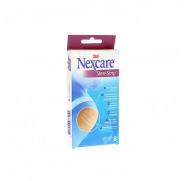 3M Nexcare Steri-Strip Skin Closure 3Χ7cm + 1 τεμ 6X7,5cm 2τμχ