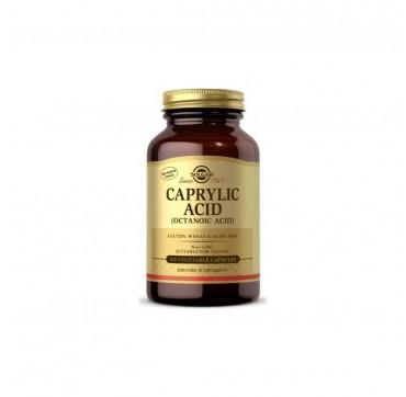 Solgar Maximised Caprylic Acid 100 ταμπλέτες