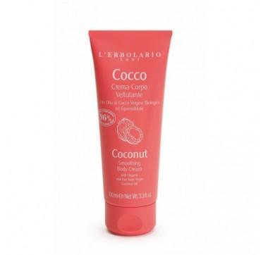 L' Erbolario Coconut Smoothing Body Cream 100ml
