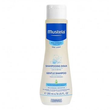 Mustela Gentle Shampoo-Normal Skin 200ml