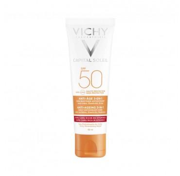 Vichy Ideal Soleil Anti Ageing SPF50 50ml