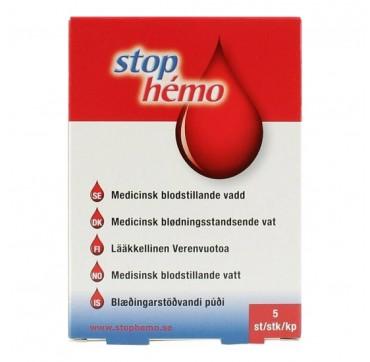 Stop Hemo Αιμοστατικό 5τμχ